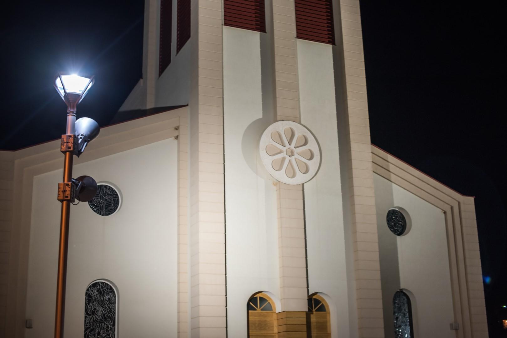 Crkva cim dobrog pastira elektro mont
