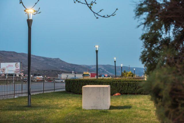 Sjemenarna Mostar - elektro mont ref